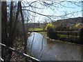 SP9600 : River Chess near Moorside Road by Bikeboy