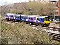 SJ8499 : Sprinter Approaching Manchester Victoria by David Dixon