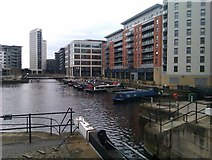 SE3032 : Waterfront development at Clarence Dock by David Martin