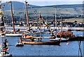 SC2167 : Flotilla in Port St Mary Harbour by David Dixon