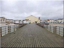SZ9398 : Bognor Regis, end of pier by Mike Faherty
