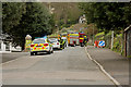 SS5147 : Emergency services congregate on Torrs Park, Ilfracombe by Roger A Smith