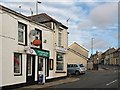 SO1108 : Upper High Street Post Office, Rhymney by Robin Drayton