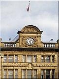 SJ8398 : Manchester Victoria Station by David Dixon