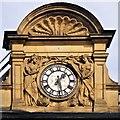 SJ8399 : Victoria Station Clock by David Dixon