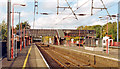TL1314 : Harpenden station, 1993 by Ben Brooksbank