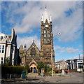 NJ9205 : Rubislaw Parish Kirk by Bill Harrison