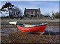 SD4256 : Small boats at Sunderland by Ian Taylor