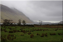 NY1807 : View Towards Wast Water, Cumbria by Peter Trimming