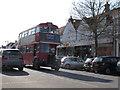 TL4602 : Rail shuttle bus by Stephen Craven