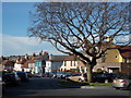 SU6204 : Portchester: old village centre by Chris Downer