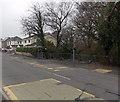 SN7400 : Streamside bus stop in Bryncoch by Jaggery
