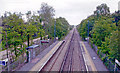 SY9490 : Holton Heath station by Ben Brooksbank