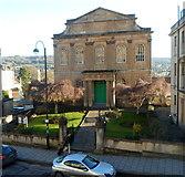 ST7565 : Nexus Walcot Methodist Church, Bath by Jaggery