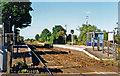 TA0252 : Hutton Cranswick station, 1995 by Ben Brooksbank