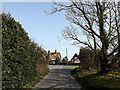 TM4461 : Golding's Lane, Leiston by Geographer