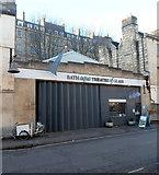 ST7565 : Bath Aqua Theatre Of Glass by Jaggery