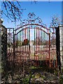 NT8553 : Walled Garden Gates by James T M Towill