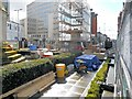 SJ8397 : Redevelopment Work at St Peters Square by David Dixon