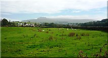SD6872 : Fields and footpath near Lund Farm by Clint Mann