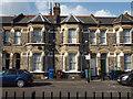 TQ3377 : Terraced houses, Loncroft Road, Peckham by Robin Stott