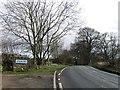 NU2312 : Entrance to Lesbury by Alex McGregor