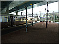NS6161 : The Winter West Highland Statesman passing Rutherglen railway station by Thomas Nugent