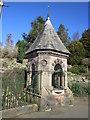 SJ4166 : Billy Hobbie's Well, Grosvenor Park by Jeff Buck