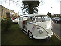 NZ3144 : Wedding VW by Gordon Griffiths