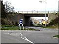 TM2041 : A14 Bridge by Adrian Cable