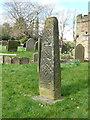 SK2168 : Anglo-Scandinavian high cross, Bakewell churchyard by Humphrey Bolton