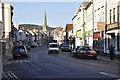 SO5012 : Monnow Street, Monmouth by Stuart Wilding