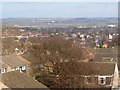 SK6041 : View from Carlton Hill Recreation Ground by Alan Murray-Rust