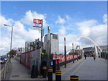 TQ1885 : A perambulation of Wembley Stadium (11) by Basher Eyre