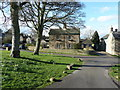 SK2470 : The Green, Pilsley by Humphrey Bolton