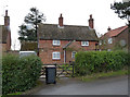 SK5141 : Lilac Cottage, Strelley by Alan Murray-Rust