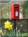 ST6513 : Folke: postbox № DT9 87 by Chris Downer