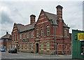 SK3587 : Former Coroner's Court, Nursery Street, Sheffield by Stephen Richards