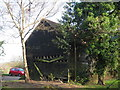 TQ6343 : Former Oast House at Bouncers Bank, Half Moon Lane, Tudeley by Oast House Archive