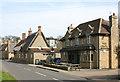 SP9955 : High Street, Pavenham by David Kemp