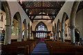 TQ8833 : Interior, St Mildred's church, Tenterden by Julian P Guffogg
