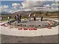 NN2082 : Commando Memorial Garden of Remembrance by David Dixon