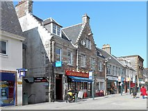 NN1073 : Volunteer Arms, Fort William High Street by David Dixon