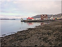 NM8529 : Oban Harbour and Bay by David Dixon