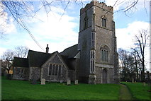 TM1551 : Church of St Peter, Henley by N Chadwick