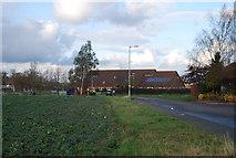 TM1551 : Henley Community Centre by N Chadwick