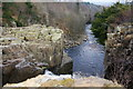 NY8828 : View from the top of High Force by Bill Boaden