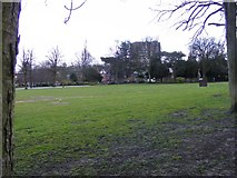 SO9098 : West Park Field by Gordon Griffiths
