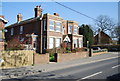 TQ8344 : House on Wheeler St by N Chadwick