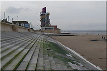 NZ6025 : New sea defences Redcar by Christopher Hall